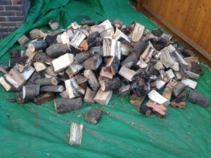 Logs For Sale Godstone